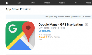 Google Maps c map overlay | Open C Map on